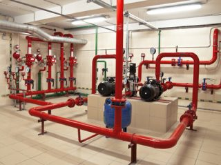 Fire Protection System Installation